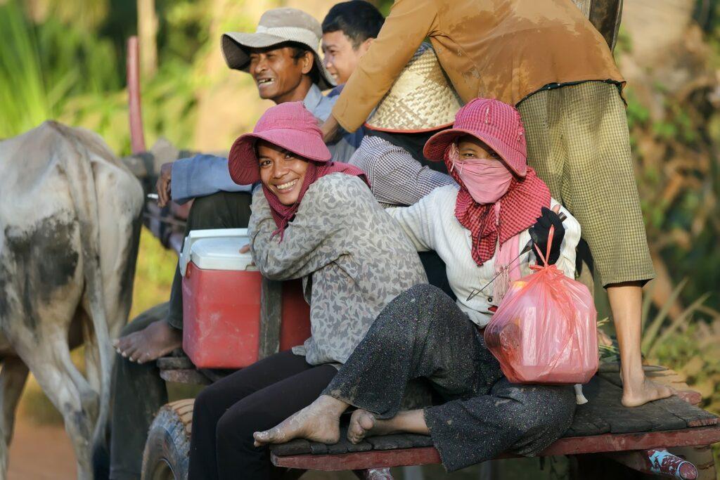 TEFL course in Cambodia